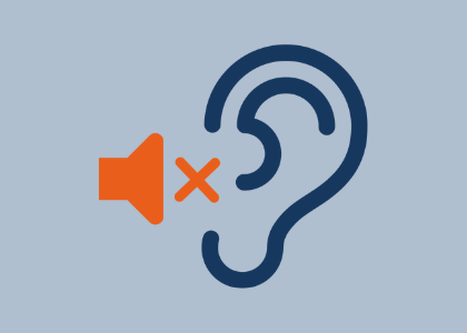 E-learning omgaan met gehoorproblemen